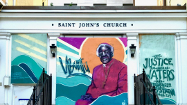 St. John's Ubuntu Mural