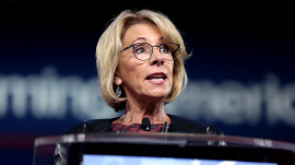 Department of Education Rules to Protect Religious Groups on Campus