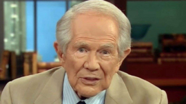 Pat Robertson talks about how 'BLM' movement is ruining christianity