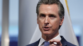 CA Gov. Newsom signs the new bill to reduce charges against sex offenders