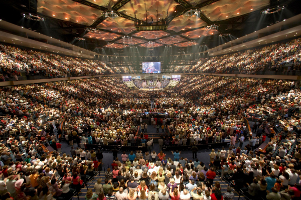Starting from Oct 18th, Joel Osteen plans to bring Lakewood Church indoor service