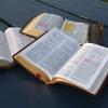 Bible Restoration Project