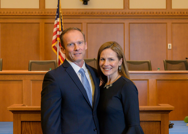 Amy Coney Barrett: Trump's Likely Supreme Court Pick to Replace Ginsburg