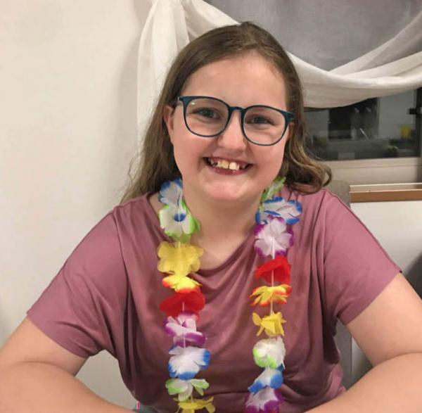 Abby raises $13,000 goal now set to $50,000!