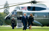 President Donald J. Trump and First Lady Melania Trump