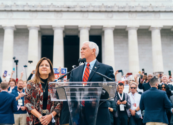 "Mike Pence: Powerful speech upon the nation. ""Revival and Healing"""