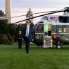 President Trump Discharged From Walter Reed