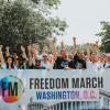 Freedom March held on June 2019