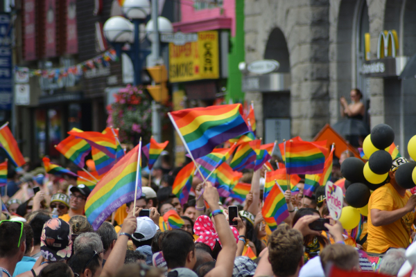 Religiously Unaffiliated More Likely to Accept Homosexuality and Align with Political Left