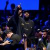 Kanye West wins Billboard award and Christian album awards.