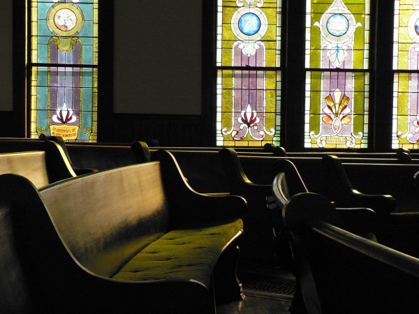 Churches Struggle to Regain Full Capacity