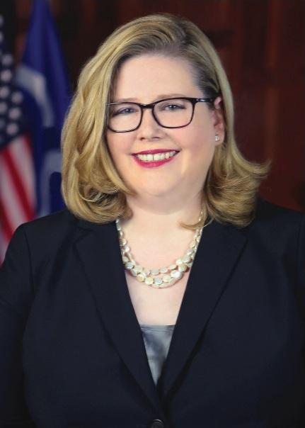 GSA Administrator Emily Murphy