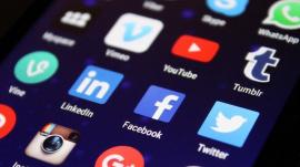 social medis apps