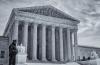 Supreme Court building in Washington