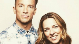 Carl and Laura Lentz