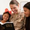 "The American Bible Society's ""Hero Squad"" program"