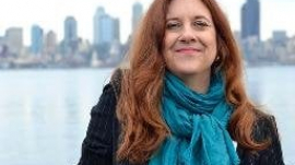 Seattle City Council Member Lisa Herbold