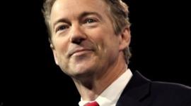 Republican Senator Rand Paul