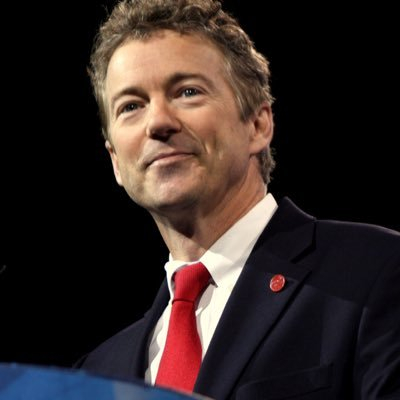 Republican Senator Rand Paul