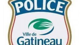 Gatineau Police logo from Twitter
