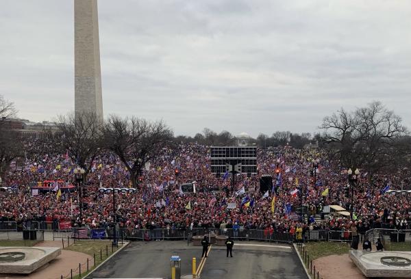 Save America Rally