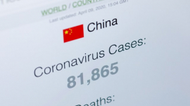 COVID Count in China