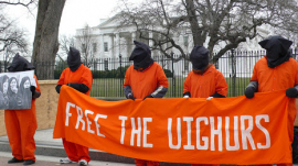 Advocacy to free Uighurs in China