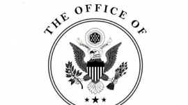 Logo of the Office of the Former President Donald J. Trump