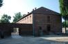 Former German concentration camp in Auschwitz