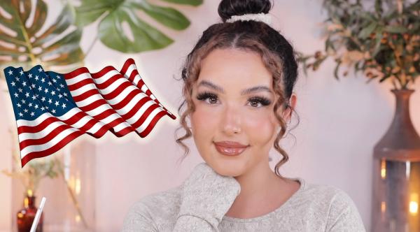 Christian beauty vlogger and Trump supporter Amanda Ensing