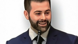 Gab CEO Andrew Torba