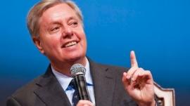 South Carolina Senator Lindsey Graham