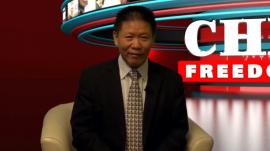 ChinaAid founder Dr. Bob Fu