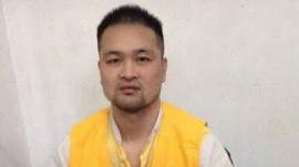 Pastor Huang Yizi
