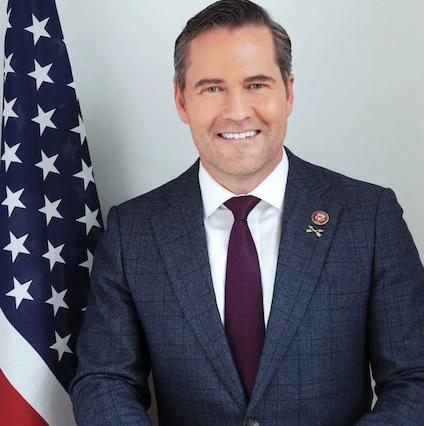 Florida Republican Rep. Michael Waltz