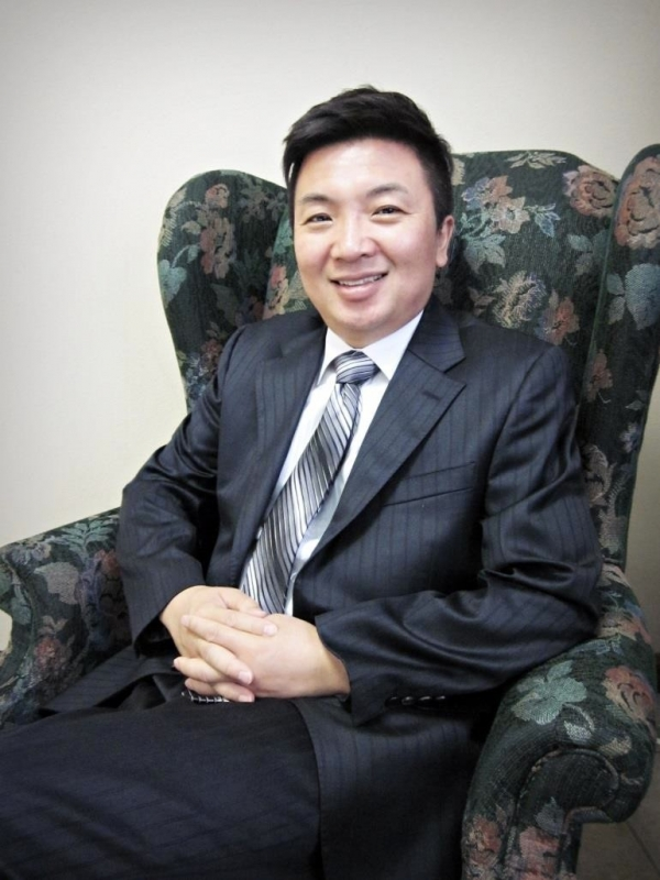 Pastor Jin O Jeong 2