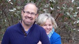 Bert and Carolyn Farias