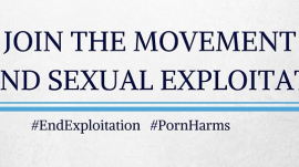 NCOSE Campaign to End Sexual Exploitation