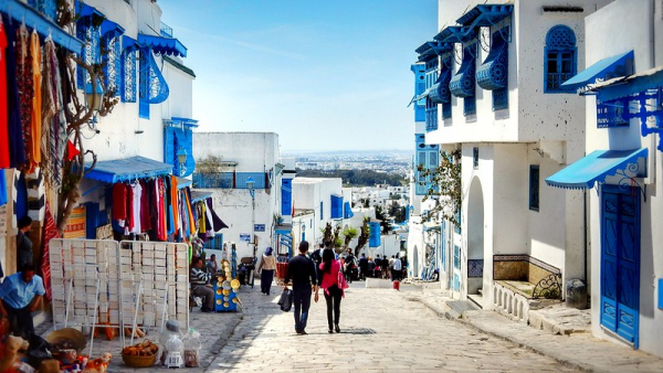 Sidi Abi Said, Aryanah, Tunisia