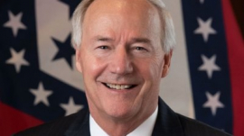 Arkansas Gov. Asa Hutchinson