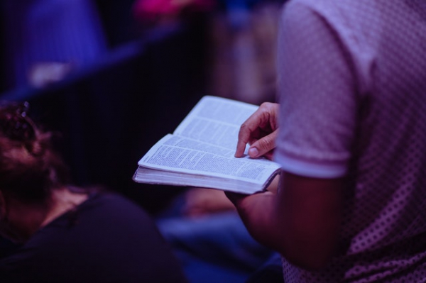 Reading God's Word in worship