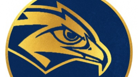 Oral Roberts University Golden Eagles Men's Basketball team logo