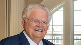 Pastor John Hagee