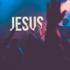 People worshiping Jesus Christ the Lord