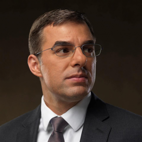 Former Rep. Justin Amash