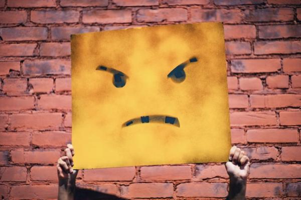 masked hate