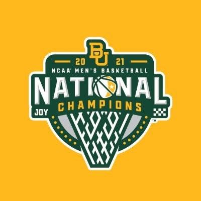 Baylor Men's Basketball Championship logo
