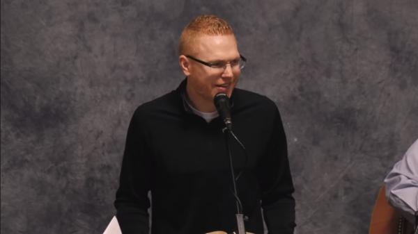 Pastor James Coates