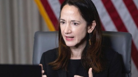 ODNI Chief Avril Haines