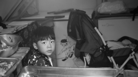 kid in China